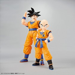 Dragon Ball Figure-Rise Goku & Krilin Set