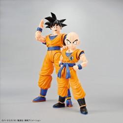 Dragon Ball Figure-Rise Goku & Krilin Set
