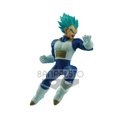 Dragon Ball Super In Flight Fighting Figura Super Saiyan Blue Vegeta 16 cm