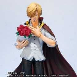 One Piece Figuarts Zero Sanji Whole Cake Island 17 cm