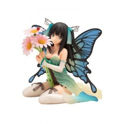 Tony´s Heroine Collection Estatua PVC 1/6 Daisy Fairy Of Hinagiku 14 cm