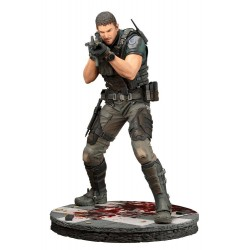 Resident Evil: Vendetta Estatua ARTFX 1/6 Chris Redfield 29 cm