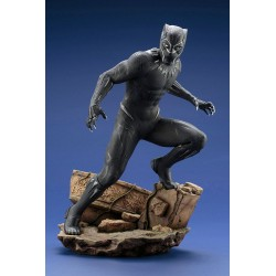 Black Panther Movie Estatua ARTFX 1/6 Black Panther 32 cm