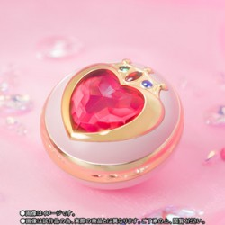 Sailor Moon Réplica Proplica Sailor Chibi Moon Prism Heart Compact 7 cm