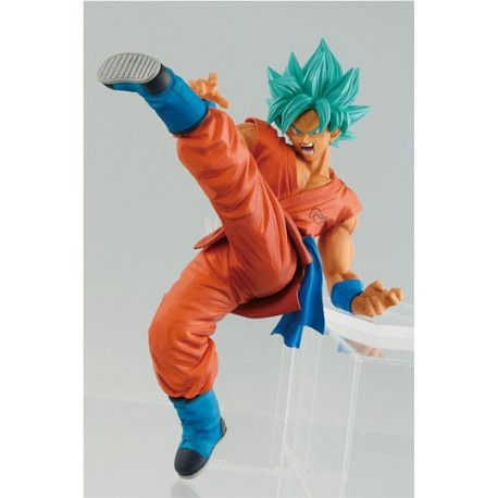 Dragon Ball Super Figura Son Goku Fes Super Saiyan God Super Saiyan Son Goku 19 cm