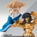 [DAMAGED BOX] Myth Cloth EX Dohko de Libra OCE +  Viejo Maestro 18 cm