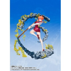 One Piece Figuarts Zero Nami Black Ball 15,5 cm