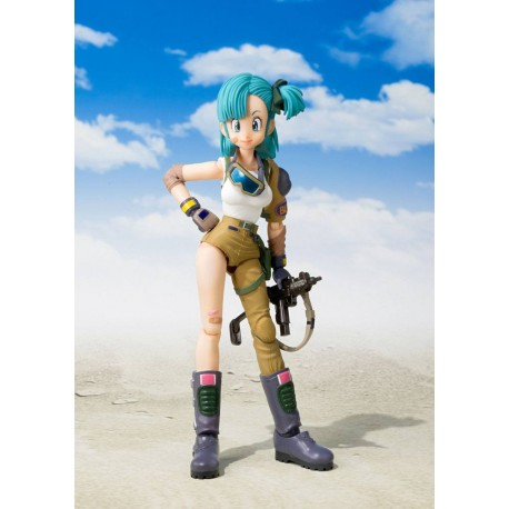 Dragon Ball SH Figuarts Bulma 14 cm