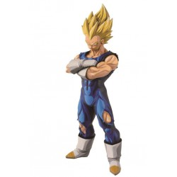 Dragon Ball Z Grandista Super Saiyan Vegeta Manga Dimensions 26 cm