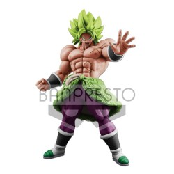 Dragon Ball Super Figura Big Size King Clustar Super Saiyan Broly (Full Power) 30 cm