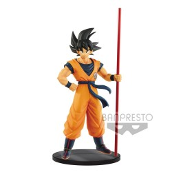 Dragon Ball Super Movie Figura Son Goku The 20th Film Limited 23 cm