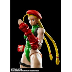 Street Fighter V SH Figuarts Cammy 15 cm