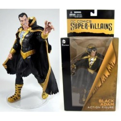 DC Comics Super Villains Figura The New 52 Black Adam 17 cm