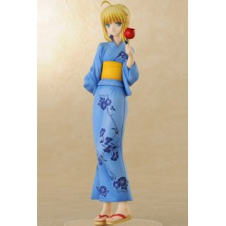 Fate/Stay Night Estatua 1/8 Saber Yukata Ver. 21 cm