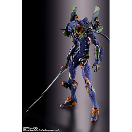 Neon Genesis Evangelion Metal Build EVA-01 Test Type 22 cm