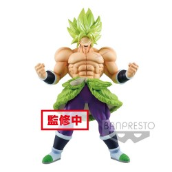 Dragon Ball Super Estatua PVC Cyokuku Buyuden Super Saiyan Broly Full Power 23 cm