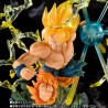 Dragon Ball Z Figuarts Zero Super Saiyan Son Goku 20 cm