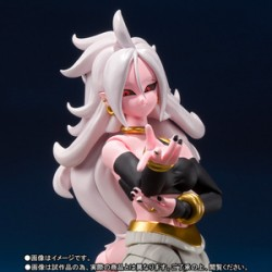 Dragon Ball Fighter Z SH Figuarts Android A21 15 cm