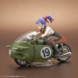 Dragon Ball Figure-Rise Mech Bulma Motorcycle