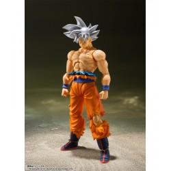 SH Figuarts Goku Ultra Instinc Dragon Ball