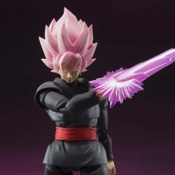 SH Figuarts Goku Rose Exclusivo Salon del Manga Barcelona Dragon Ball