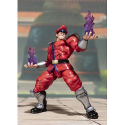Street Fighter Figura SH Figuarts M. Bison Tamashii Web Exclusive 17 cm