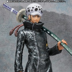 One Piece Figuarts Zero Trafalgar Law Metal Color Edition