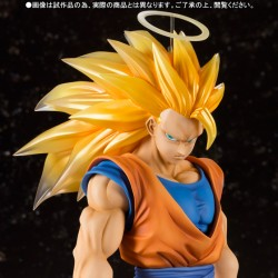 Dragon Ball Figuarts Zero EX Super Saiyan son Goku 3