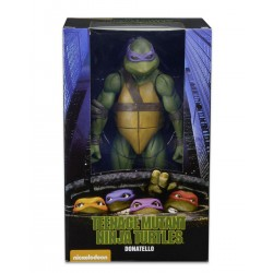 Pack de 4 Tortugas Ninja Figura 1/4  42 cm TMNT Movie 1990