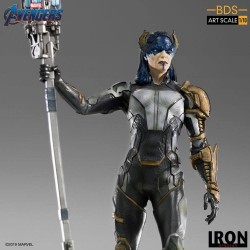 Vengadores: Endgame Estatua BDS Art Scale 1/10 Proxima Midnight Black Order 32 cm Iron Studios
