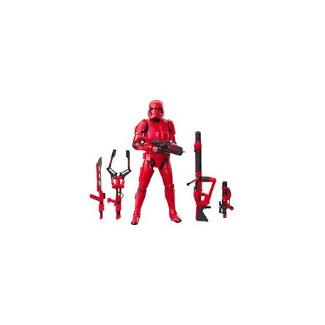 Sith Tropper Figura 19 cm Star Wars Black Series Exclusive Gloval Convention Hasbro