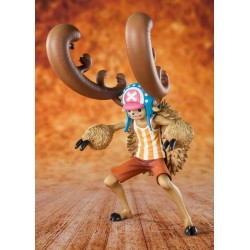 One Piece Estatua PVC Figuarts ZERO Cotton Candy Lover Chopper Horn Point Ver. 14 cm