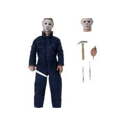 Michael Myers Figura 20 cm Halloween 2 Clothed Action Figure Neca