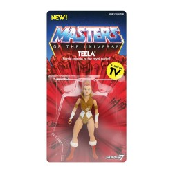 Masters of the Universe Figura Vintage Collection Wave 2 Teela 14 cm MOTU Super 7
