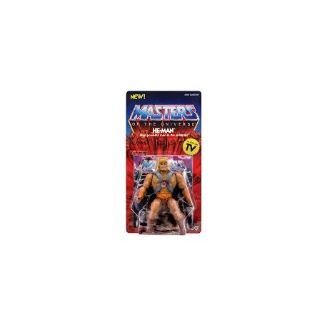 Masters of the Universe Figura Vintage Collection He Man 14 cm MOTU Super 7