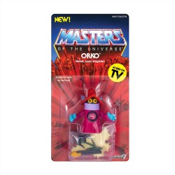 Masters of the Universe Figura Vintage Collection Wave 3 Orko 14 cm MOTU Super 7