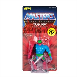 Masters of the Universe Figura Vintage Collection Wave 3 Trap Jaw 14 cm MOTU Super 7
