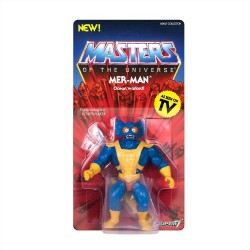Masters of the Universe Figura Vintage Collection Wave 3 Mer-Man 14 cm Motu Super 7