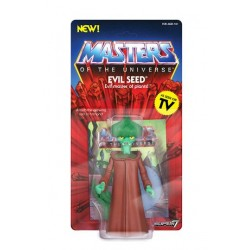 Masters of the Universe Figura Vintage Collection Wave 4 Evil Seed 14 cm MOTU Super 7