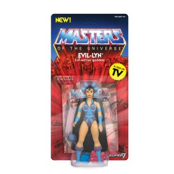 Masters of the Universe Figura Vintage Collection Wave 4 Evil-Lyn 14 cm MOTU Super 7