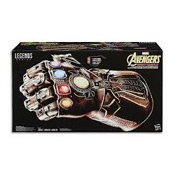 Guantelete Infinity Guante Infinito Thanos Electronic 1:1 Replica Marvel Legends Hasbro