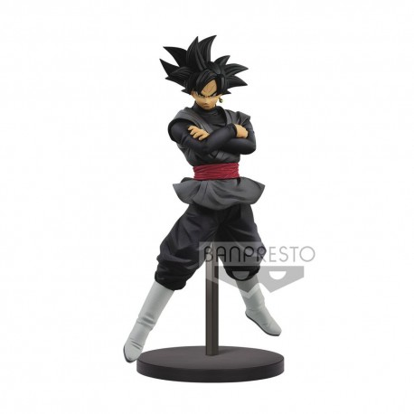 Dragon Ball Super Estatua PVC Chosenshiretsuden Goku Black 17 cm Banpresto