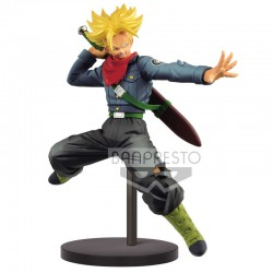 Figura Super Saiyan Trunks Future Chosenshi Retsuden Dragon Ball Super 17cm Banpresto
