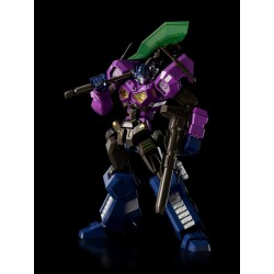 Transformers Maqueta Furai Model Plastic Model Kit Shattered Glass Optimus Prime (Attack Mode) 15 cm