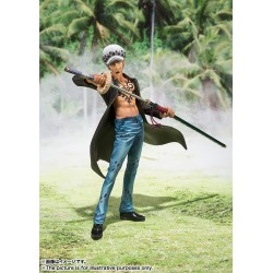 One Piece Figuarts Zero Trafalgar Law Dressrosa version