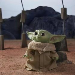 The Child Baby Yoda Peluche con sonido 19 cm Star Wars Hasbro