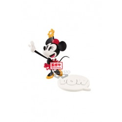 Disney Minifigura Mickey Shorts Collection Minnie Mouse 5 cm Banpresto