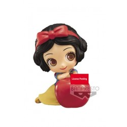 Blancanieves Disney Minifigura Sweetiny Snow White Ver. A 6 cm Banpresto