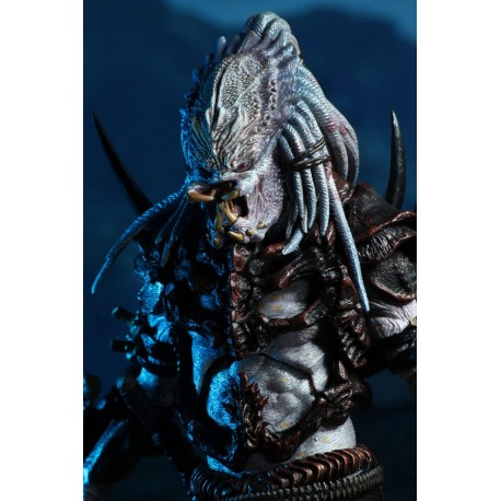 Predator Figura Ultimate Alpha Predator 100th Edition 20 cm Neca