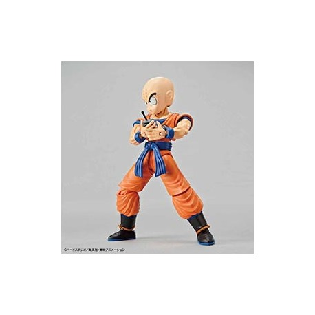 Dragon Ball Krillin (Renwal Pack) Model Kit Figure- Rise